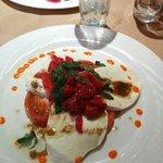 Mozza salade