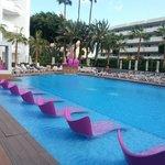 La piscina del Don Miguel