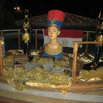 Egyptiam Theme night decorations
