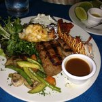 Steak & Lobster Especial
