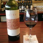 Spanish Wine ($19 + $12 cork fee)