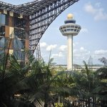 View of changi tower