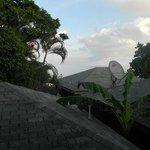 Vista da varanda do meu quarto
