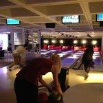 Bowling at All Stars