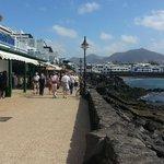 passeggiata a puerto del carmen
