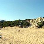 Gerakas beach - Zante