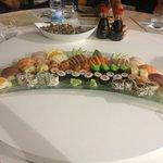 The Spectacular Sushi Restaurant!