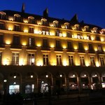 Prospetto su piazza Palais Royal
