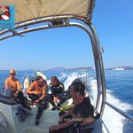 Getting to and from the dive sites