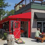 Enjoy our Patio and the great Charlotte weather!