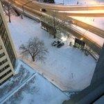 19th floor view!