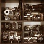 """grote collectie fotomateriaal """"op rust""""."""