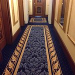 Corridoi terzo piano