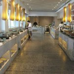 The Palms restaurant buffet