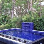 piscine villa 34