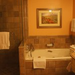 Bathroom for room 204