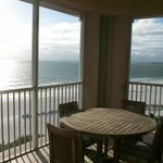 View from front lanai of Captiva Villa