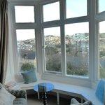 Nice bay window