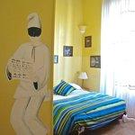toto' la nostra camera al chiaia bb