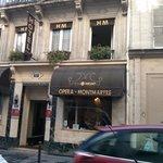 Hotel migny opera' Montmartre