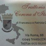 Trattoria Corona d'Italia