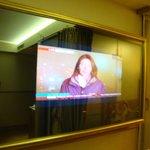 mirror style TV