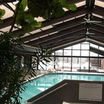 calda piscina