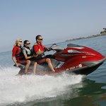 Jet Skiiing on Bass Lake? Come on Down!