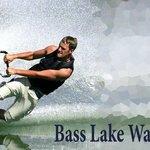 Water Skiing on Bass Lake California
