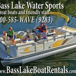 Come on Down and Rent Your Pontoon in Bass Lake California