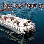 Patio Boat Pleasure Bass Lake California
