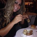 My first escargot :) you must try xxx