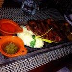 Steak Dinner w/ potatos - BEST EVER