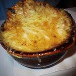 yummy French onion soup