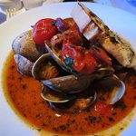 To die for clams and chorizo!!!!!!!! I was slurping the soup after and dipping the bread in this