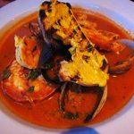 delicious seafood stew