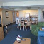 Living room 1402