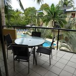 outdoor patio/balcony