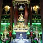 Replica of the Emerald Buddha