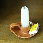 蝋燭もあります停電も大丈夫?