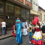 Festival of the Virgin of Candelaria, Sunday