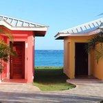 les bungalows de Tiara
