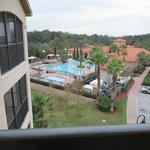 Vista desde el 4° piso