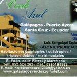 Hotel Verde Azul