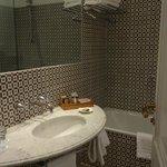 Excelente banheiro