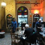 The friendliest staffs in Morocco.