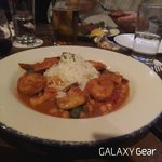 Shrimp with Coconut and Curry