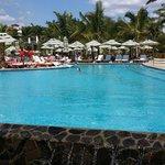 Nice large clean pool