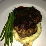 Crossings - Filet Mignon - Loaded Mash Potatoes & Haricots Verts