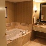 Texas-sized bath